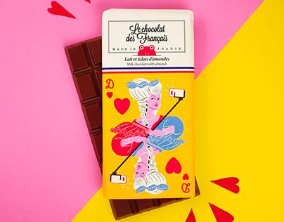 Marie-Antoinette // Chocolat des Français