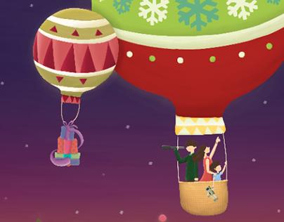 The Seletar Mall Christmas Campaign