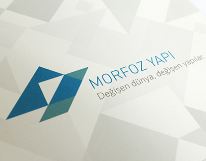 Morfoz Yapı Branding and Brochure