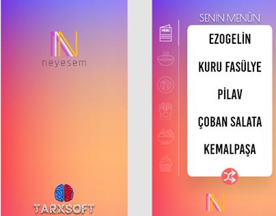 NeYesem - Adobe XD CC