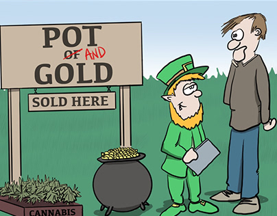 Pot and Gold