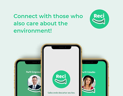 Reci App - good for the environment