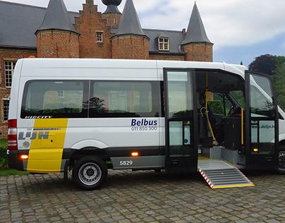 Digital reservation for 'Belbus'