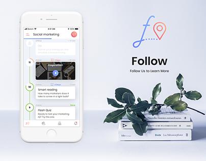 Follow App