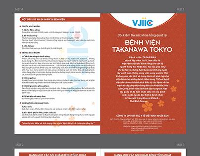 Thăm khám sức khỏe tại bệnh viện Takanawa Tokyo