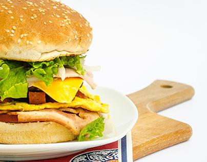 FOTO - Mega hot dog.