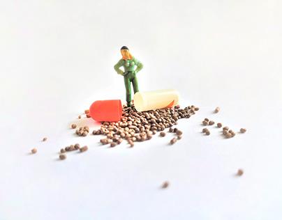 miniature photography / minyatür fotoğrafçılık