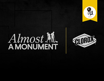 CLOROX / ALMOST A MONUMENT