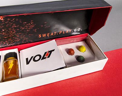 Volt Energy Drink Package