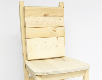 CLASSIC WOODEN CHAIR