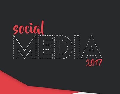 Social Media 2017 1.0 - Art Direction