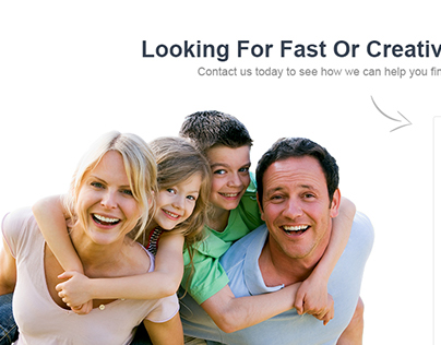 OMF Website Design
