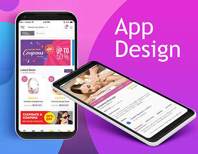eCommerce App Design Project