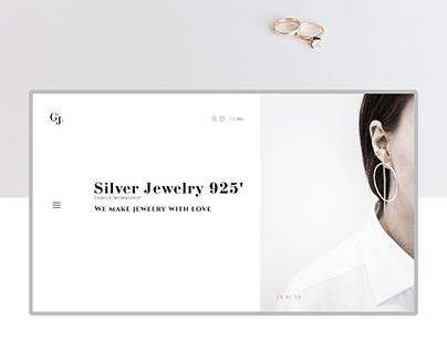 UI Concept jewelry store
