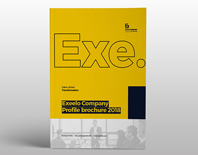 Company Profile Pack
