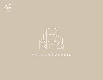 AC Málaga Palacio Branding