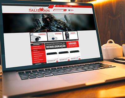 Layout Site - Talisman