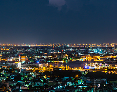 Best season for BANGKOK Cityscape Photography