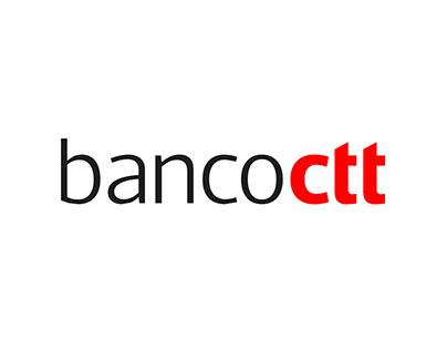 Banco CTT - Animações gráficas - displays digitais
