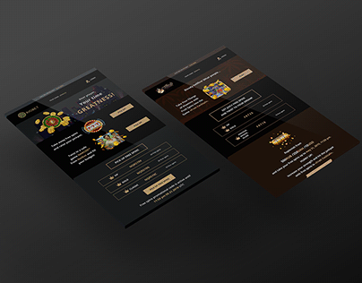 Email design for Riobet and Flint