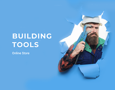 Online Store for Building Tools