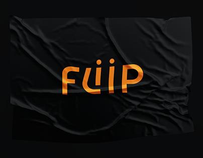 Fliip | Branding/ UI Design