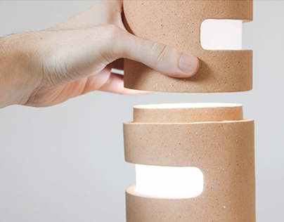 Sentinela - Luminária Modular | Modular Table Lamp