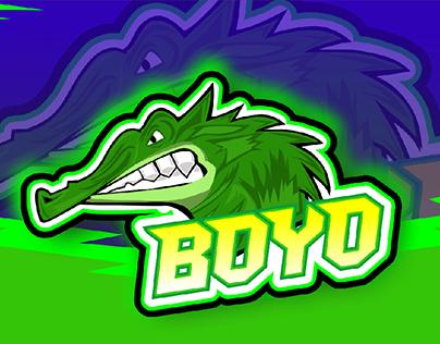 crocodile esport logo