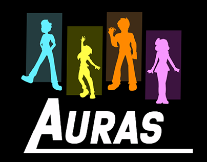 Thesis Film: Auras (Video Process)