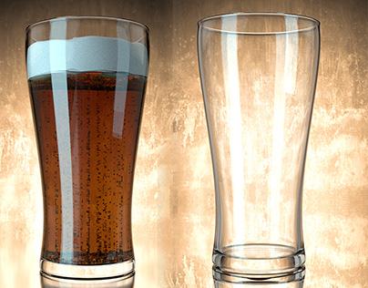 Piwo w 3D