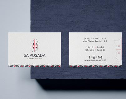 Sa Posada Restaurant Rebranding