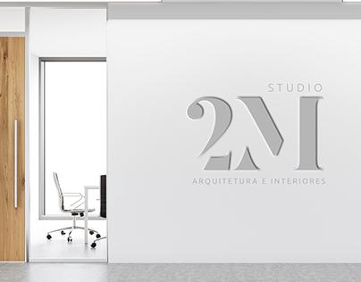 Studio 2M - Arquitetura e Interiores.