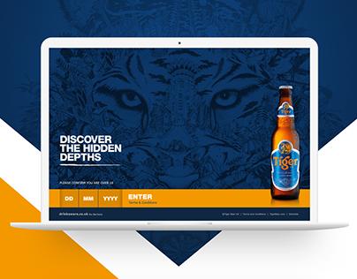 Tiger Beer Hidden Depths