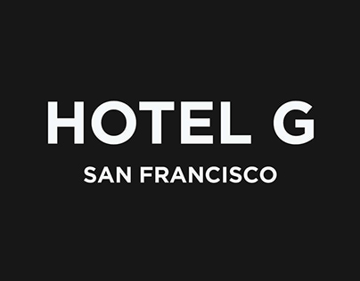 Hotel G gift certificate