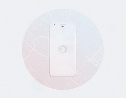 Mozio App - UX/UI Design