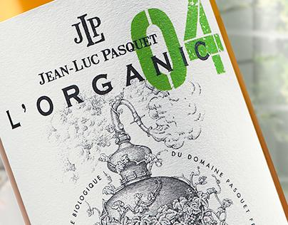 Cognac L'Organic - Jean-Luc Pasquet