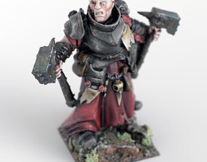 Warhammer Figurine