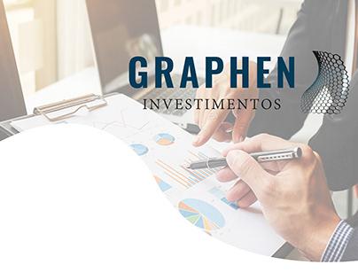 Graphen Investimentos | Identidade Visual