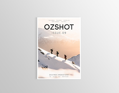 OzShot - Issue .09