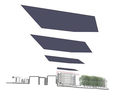 Net zero energy study design viii prof chung on behance for Net zero design