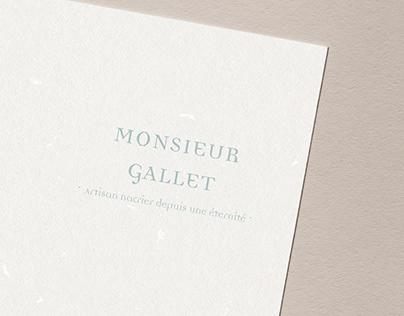Monsieur Gallet, Nacrier de l'île d'Aix