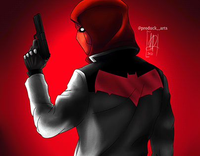 Jason Todd, The Red Hood