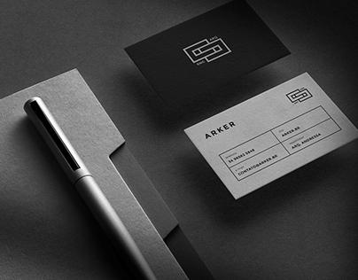 Arker - Brand Identity