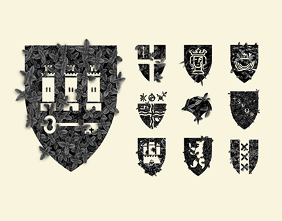 Coat Of Arms vol.2– National Capitals