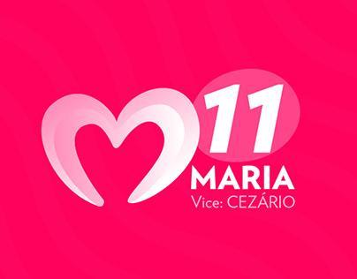 Campanha Maria 11 - Prefeitura de Ipiaú