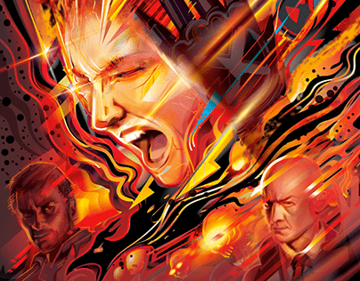 The Poster Posse x Dark Phoenix - (Official)