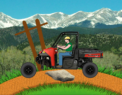 UTV Safety Animation