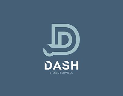DASH // LOGO DESIGN