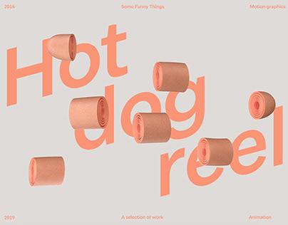 Hot dog reel