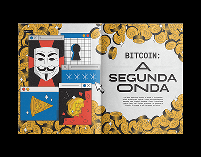 Bitcoin: The Second Wave - Cover Story